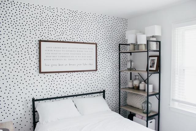 6 Ý tưởng sơn tường đẹp, sáng tạo 3